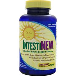 RENEW LIFE IntestiNew Best by 10/14 90 vcaps