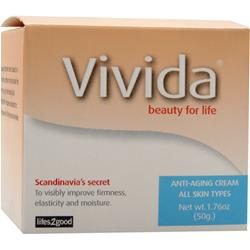LIFES2GOOD Vivida Anti-Aging Cream 1.76 oz