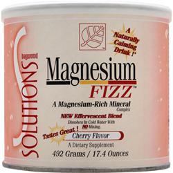 Baywood Magnesium FIZZ Cherry 17.4 oz