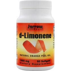 JARROW d-Limonene 60 sgels