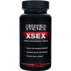 XYIENCE XSex - Xtreme Performance Complex 60 caps