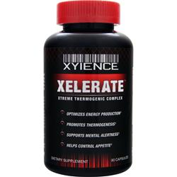 Xyience Xelerate - Xtreme Thermogenic Complex 90 caps