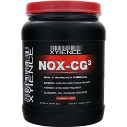 XYIENCE NOX-CG3 Cherry Lime 780 grams