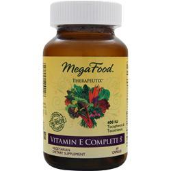 Megafood Vitamin E Complete 8 60 caps