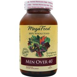 MEGAFOOD Men Over 40 180 tabs