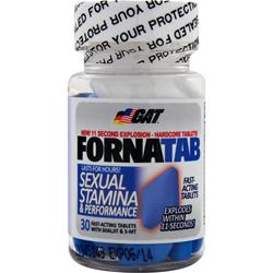 GAT Fornatab 30 tabs