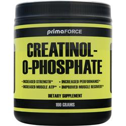 Primaforce Creatinol-O-Phosphate 100 grams