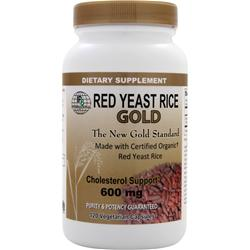 IP6 Red Yeast Rice Gold 120 vcaps