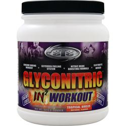 STS Glyconitric In2 Workout Tropical Breeze 924 grams