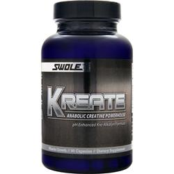 SWOLE Kreate - Anabolic Creatine Powerhouse 90 caps
