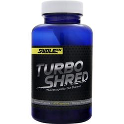 Swole Turbo Shred Thermogenic Fat-Burner 60 caps