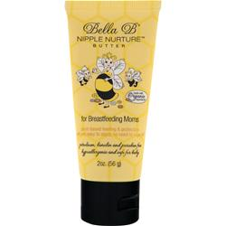 BELLA B Nipple Nurture Butter - for Breastfeeding Moms 2 oz