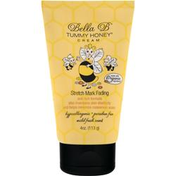 Bella B Tummy Honey Cream - Stretch Mark Fading 4 oz