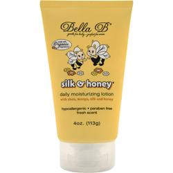 BELLA B Silk & Honey - Daily Moisturizing Lotion 4 oz