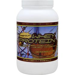 SCI-FIT Premium Whey Protein Chocolate 2 lbs