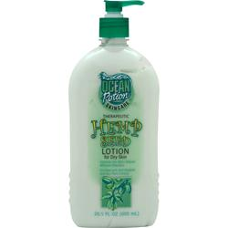 OCEAN POTION Therapeutic Hemp Seed Lotion 20.5 fl.oz