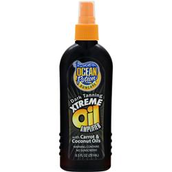 Ocean Potion Dark Tanning Xtreme Oil Amplifier 8.5 fl.oz