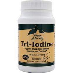 EUROPHARMA Terry Naturally - Tri Iodine (6.25mg) 90 caps
