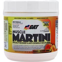 GAT Muscle Martini Peach Mango Candy 365 grams