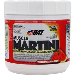 GAT Muscle Martini Watermelon Candy 365 grams