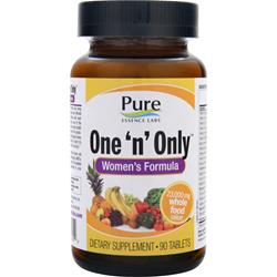 Pure Essence Labs One 'n' Only Women's Formula 90 tabs