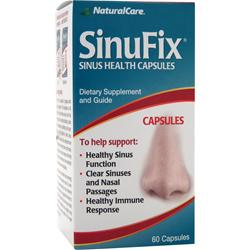 Natural Care SinuFix 60 caps