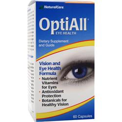 NATURAL CARE OptiAll - Eye Health 60 caps
