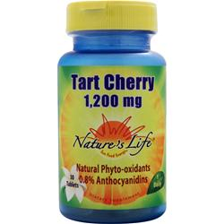 NATURE'S LIFE Tart Cherry (1,200mg) 30 tabs