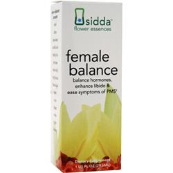 SIDDATECH Female Balance 1 oz