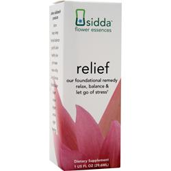 SIDDATECH Relief 1 oz