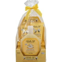 Bella B Welcome Home Baby Gift Set 3 bttls