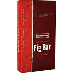 NATURE'S BAKERY Fig Bar Raspberry (12TwinPacks) 24 bars