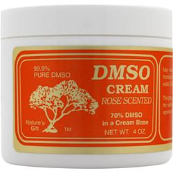 DMSO DMSO Cream - 70% Rose Scented 4 oz