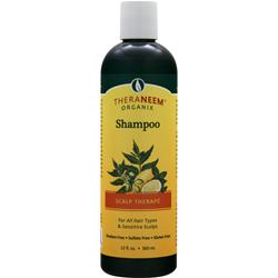 THERANEEM ORGANIX Shampoo Scalp Therape 12 fl.oz
