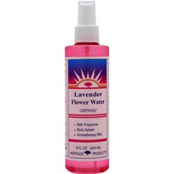HERITAGE PRODUCTS Lavender Flower Water 8 fl.oz