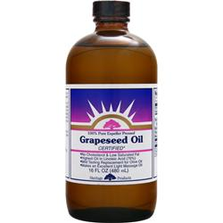 HERITAGE PRODUCTS Grapeseed Oil 16 fl.oz