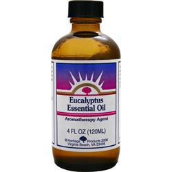 Heritage Products Eucalyptus Essential Oil 4 fl.oz