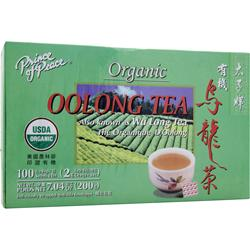 PRINCE OF PEACE Organic Oolong Tea 100 pckts