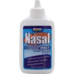 NOW Activated Nasal Mist 2 oz