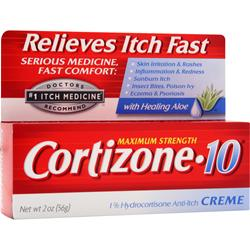 Chattem Cortizone-10 - Maximum Strength 2 oz