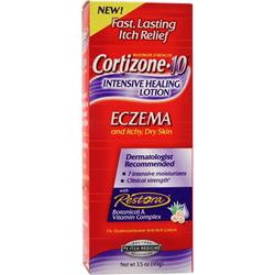 CHATTEM Cortizone-10 Intensive Healing Lotion - Maximum Strength 3.5 oz