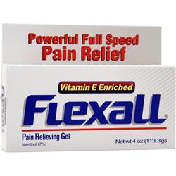 Chattem Flexall Pain Relieving Gel 4 oz