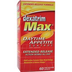 CHATTEM Dexatrim Max Daytime Appetite Control 60 caps