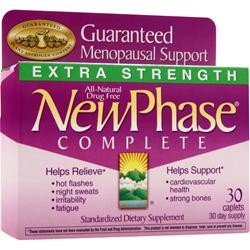 CHATTEM NewPhase Complete - Extra Strength 30 cplts