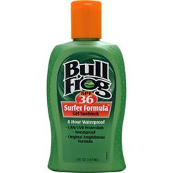 CHATTEM Bull Frog Surfer Formula Gel Sunblock SPF 36 5 oz