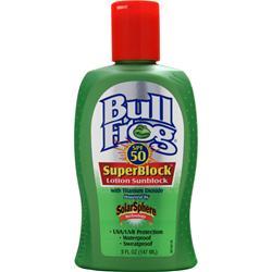 Chattem Bull Frog SuperBlock Lotion Sunblock 5 oz