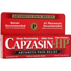CHATTEM Capzasin-HP Arthritis Pain Relief 1.5 oz