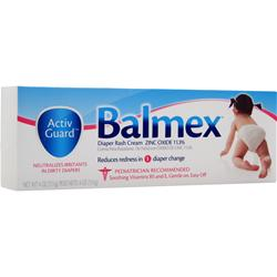 CHATTEM Balmex Diaper Rash Cream 16 oz