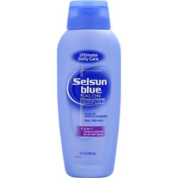 CHATTEM Selsun Blue Salon Dandruff Shampoo + Conditioner 13 oz