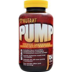 Fit Foods Mutant Pump 154 cplts